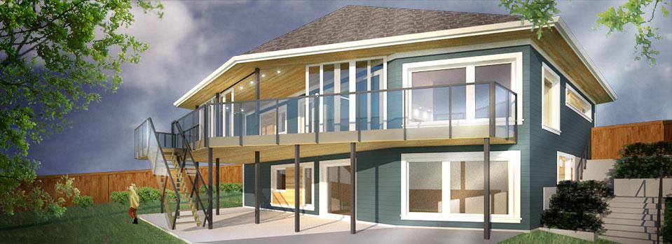 Cottonwood passive house for Cottonwood house